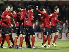 El jugador cree que su club podría jugar en Primera el próximo año. RealZaragoza