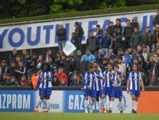 Los 'cracks' del futuro están en Oporto. YouthLeague