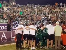 El Racing Club Ferrol vuelve a Segunda B. RacingClubFerrol