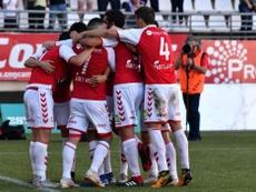 Se jugarán a partido único. Real Murcia. RealMurcia