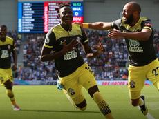 El Southampton firmó su primera victoria de la temporada. SouthamptonFC