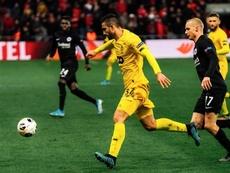 El Eintracht se complica la vida y el LASK sonroja al PSV. EintrachtFrankfurt