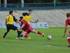El Tre Fiori hizo historia lejos de San Marino. Twitter/BalaTownFC