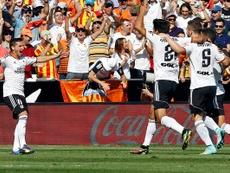 A maldição do Valencia na Champions. Twitter