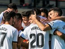 El Mestalla quiere extender su buena tónica. ValenciaCF