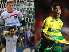 Los 11 jugadores que participaron en todas las jornadas de la Superliga. BeSoccer/EFE/AFP
