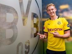 El Borussia ficha a Brandt hasta 2023. BVB