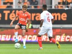 El Sevilla podría llevarse a una joven promesa francesa. Lorient