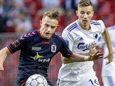 Kaastrup tendrá la oportunidad de aprender en Alemania. BorussiaDortmund