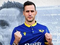 Kalinic se va al Hellas Verona. HellasVerona