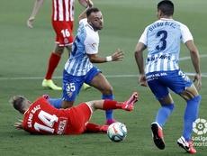 La última vez que el Málaga se enfrentó al Girona, contaba con Keidi Bare. LaLiga