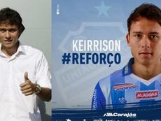 El drama de Keirrison: despedido a la semana por estar fuera de forma. FCBarcelona/CSA