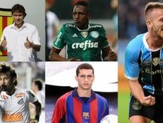 Una docena. EFE/AFP/FCBarcelona/BeSoccer