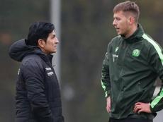 Kocak, nuevo entrenador del Hannover 96. Hannover96
