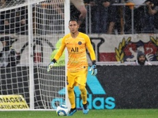Keylor, Real Madrid's saviour? AFP