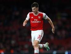 Tierney podría estrenarse este fin de semana. Arsenal
