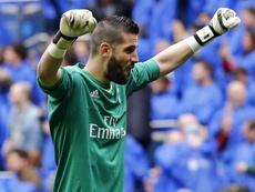 Kiko Casilla podría salir pronto del Real Madrid. EFE