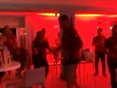 Il ballo di Klopp. Twitter