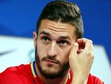 Koke ravi d'avoir porté le brassard avec l'Espagne. EFE