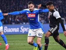 Le prime quattro giornate di Serie A. AFP