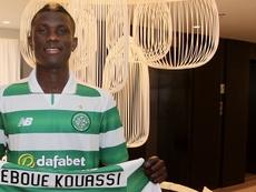 Eboué se cuela en la lista de deseos del Panathinaikos. CelticFC