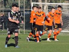 Kovács jugará con el Haladás húngaro. Twitter