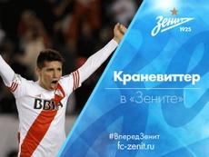 Matías Kranevitter rejoint le Zenit Saint-Pétersbourg de Roberto Mancini. Zenit