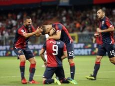 Piatek vive un gran momento de forma. Genoa
