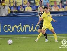 Three La Liga clubs are interested in the Japanese. LaLiga