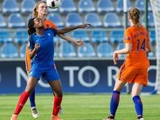 L'Équipe de France Féminine U19 s'impose en quart de finale de l'Euro U19. FFF