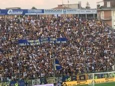 La 'Curva del Parma' no perdona a Buffon. Twitter