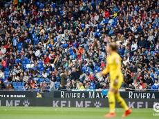 Más de 20.000 personas llenaron el estadio 'perico' para ver a las chicas. LaLiga