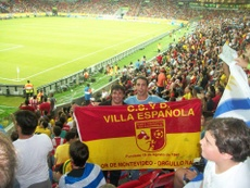 Villa Española deberá buscar a un nuevo gerente deportivo. VIllaEspañola
