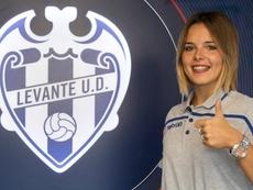 El Levante se enfrenta al Madrid CF Femenino. Twitter/LevanteUDFemenino