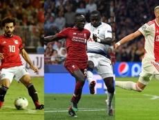 La Copa África disfrutará de grandes estrellas del fútbol mundial. EFE/BeSoccer