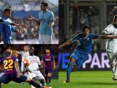 Les 10 joueurs de Liga en Copa América. BeSoccer/EFE