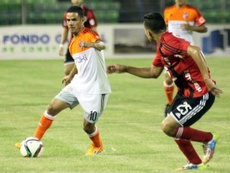 La Guaira es una de las noticias positivas de la temporada en el fútbol venezolano. Twitter.