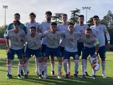 España Sub 17, a semis y al próximo Mundial. SeFutbol