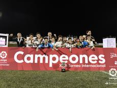 El Real Madrid logró el título tras 16 años de sequía. LaLigaPromises