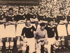 El mayor éxito de Noruega en el fútbol tuvo lugar en los Juegos de 1936.