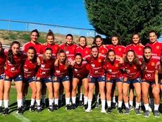 España ha ido a Islandia con una nómina de 20 futbolistas. SeFutbol
