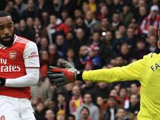 El Arsenal volvió a ganar. Arsenal