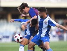 El Espanyol se consumó su venganza. FCBarcelonaB
