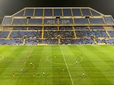 El Hércules se deja dos puntos en el final ante el Valencia Mestalla, Academia_VCF