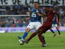 El Metz vuelve a la Ligue 1 con un empate. RCSA
