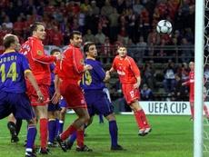 El Alavés podrá tomarse la revancha del partido ante el Liverpool. UEFA
