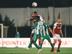 Un penalti en el 96' tumba al Braga en un partido loco. SCBraga