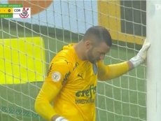 Palmeiras venció 4-0 a Corinthians. DUGOUT