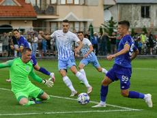 El Dinamo de Kiev se metió en la final de la Copa. Twitter/DynamoKyiv