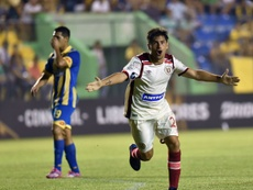 Universitario se llevó una renta casi decisiva. CONMEBOL